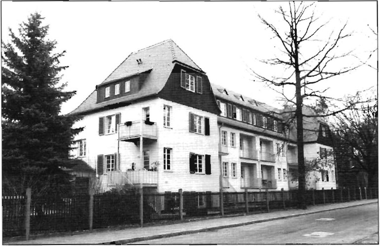 Hertwig-Bünger-Heim nach der Sanierung 2006