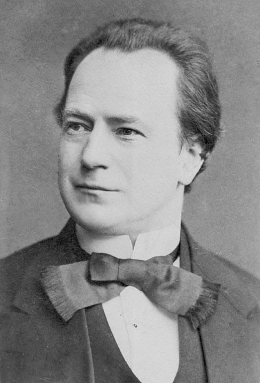 Th. Lobe um 1880