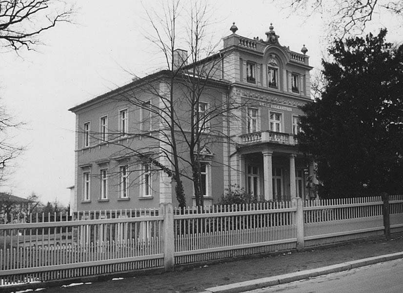 Villa Falkenstein vorschau und rückblick was uns häusernamen sagen können teil 1