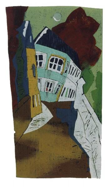 Michael Hofmann: In der Weinbergstraße (2002)