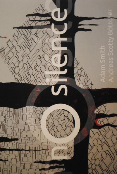 Cover der CD »no silence«