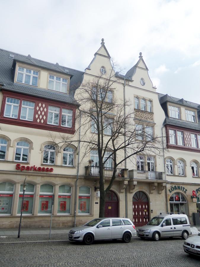 Radebeul, Hauptstraße 25/27
