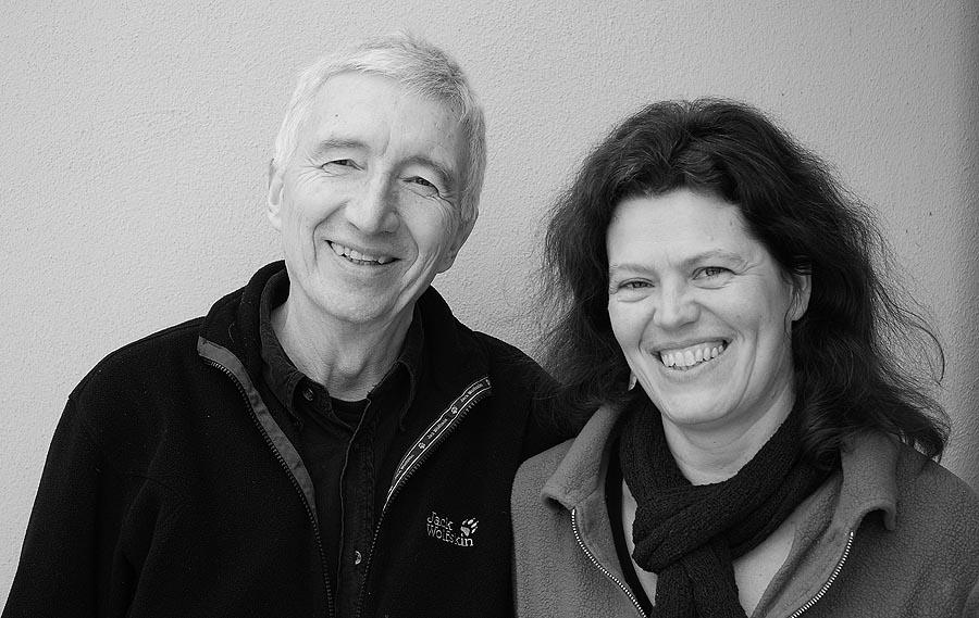 Karen Graf und Christian URI Weber