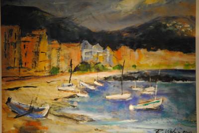 »Am Golf von Neapel«
