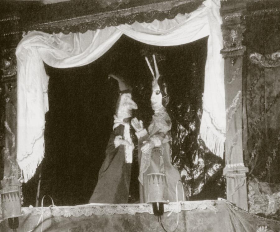 Aus dem Buch: »Puppentheaterstücke«, 2008