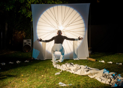 Performance RADATOUILLE! von und mit dem Theater ANASAGES