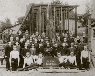 Der Turnverein Kötzschenbroda, 1888