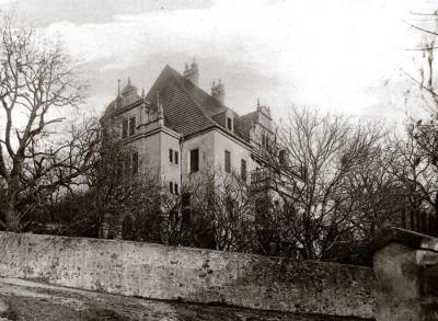Hohenhaus, um 1900