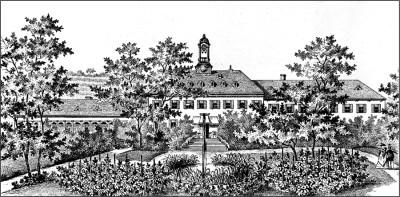 Altfriedstein, um 1865