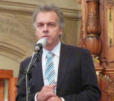 Pfarrer Christoph Gutsche