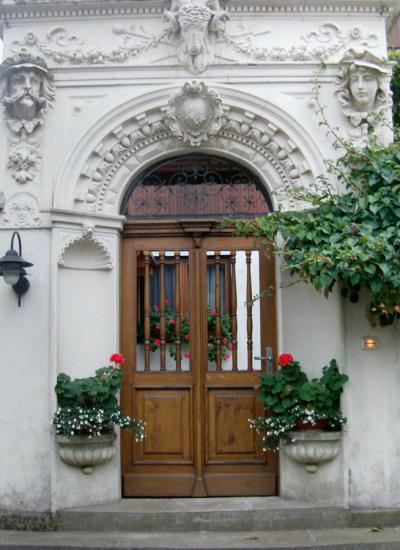 Portal »Gnomenstieg«