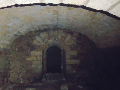 Eiskeller in Nähe von Schloss Moritzburg