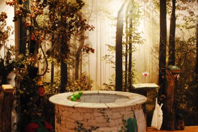 Der Brunnen des Frosckkönigs