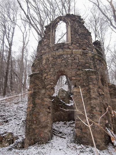 Ruine, 2015, Foto: D. Lohse