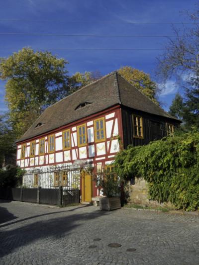 """Haus Lorenz"", Weinbergstraße 28 Foto: D. Lohse"