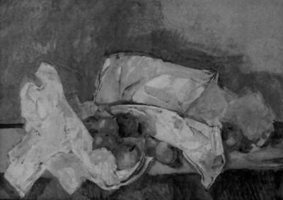 Bärbel Kuntsche, »Äpfel in Papier«