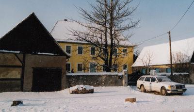 Ansicht von der Straße, 2009